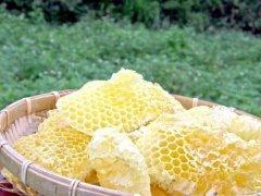 蜂巢可以吃吗?有什么功效?