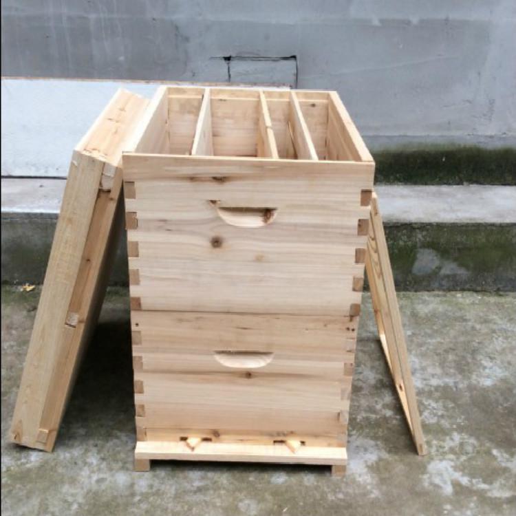 新手养蜂蜂箱安装(蜜蜂蜂箱是怎么组装的)