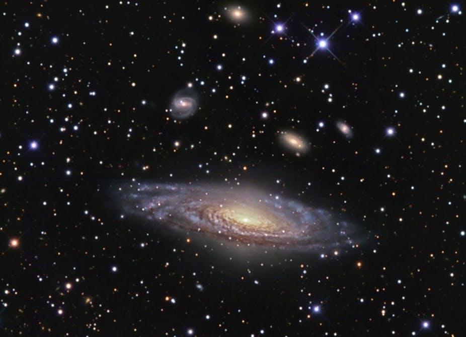 """宇宙20 宇宙应该""""空无一物"""",为什么却有物质?反物质消失之谜"""