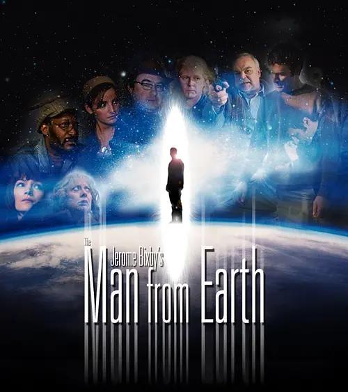 低成本高评分,没有任何特效的科幻经典电影《这个男人来自地球》