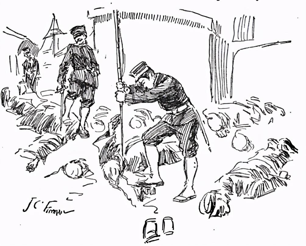 古人为什么要屠城?古代普通人是如何在屠城中活命的?
