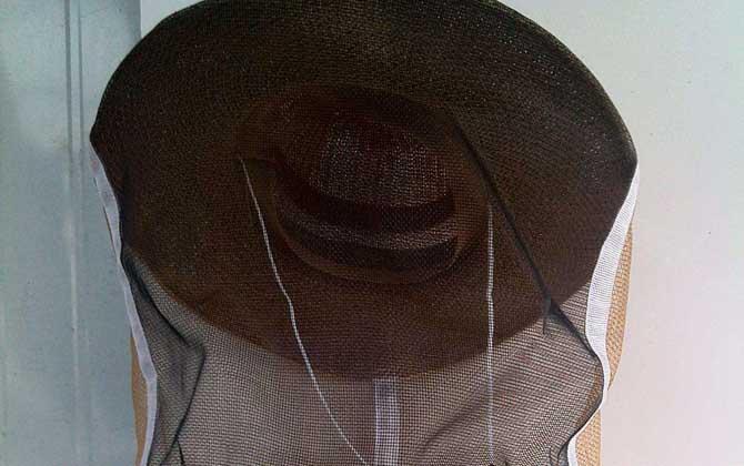 养蜂帽参考价格及使用方法