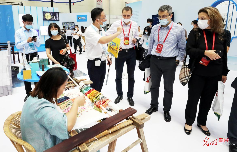 第三届大运河文化旅游博览会在苏州开幕