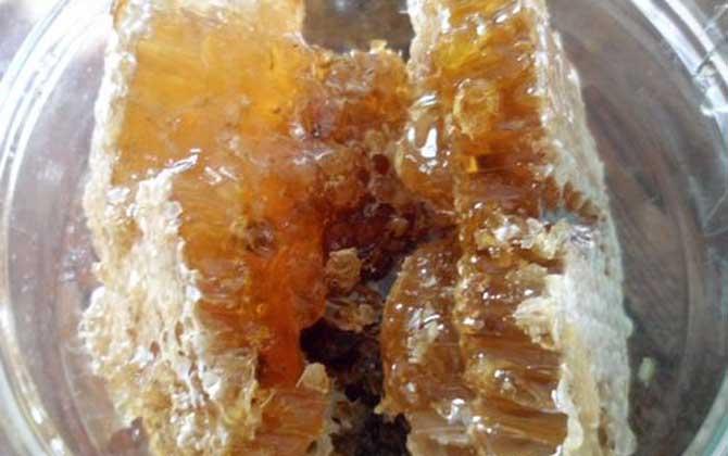 天然蜂巢蜜功效与作用(蜂巢蜜的作用与功效及食用方法)