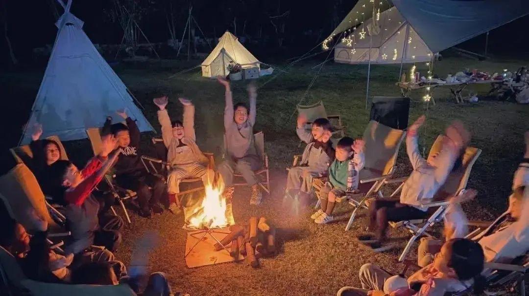 有篝火、有星空!山东私藏的这些自驾露营地景美人少,现在就出发!