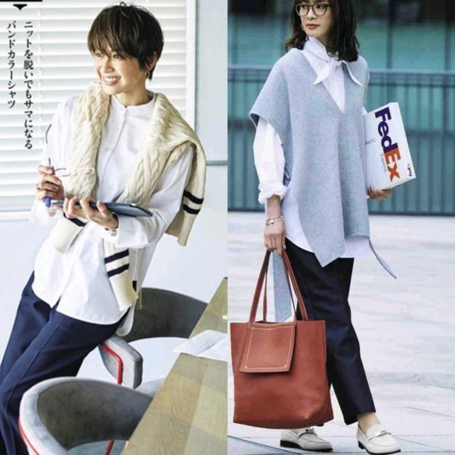 不会穿白衬衫的小姐姐们看过来,5种风格的白衬衫,应对各种场合