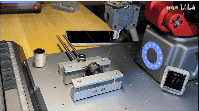 华为天才造的机械臂,会直接打破各行业的生产经营旧模式