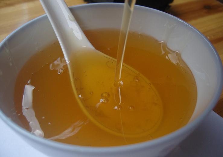 血脂高可以吃蜂蜜荔枝蜜( 高血脂吃什么食物好)